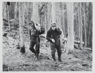 Charles M. Russell with Unknown Man