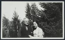 Unknown Man and Woman