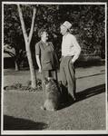 Con Price with Helen Britzman and Bulldog