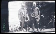 Charles M. Russell and Con Price