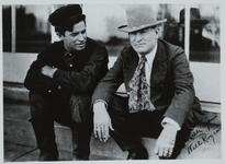 Will Rogers and Charles M. Russell