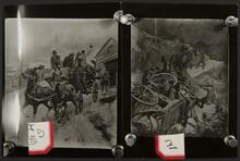 Two Images of Stagecoaches