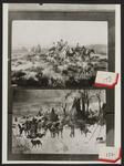 'Indian Women Moving Camp' and Trading Camp Scene
