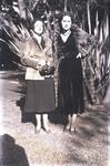 Helen Britzman and Gertrude