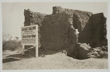 Old Araz Stage Depot, California