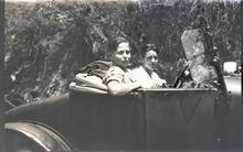 Two Boys in Car