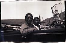 Two Men in a Car