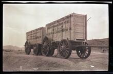 Twenty-Mule Team Borax Wagons