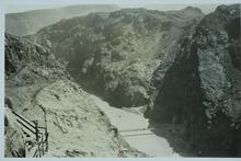 Black Canyon at Hoover Dam Site