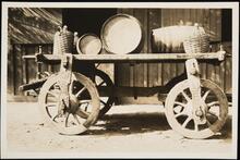 Side of  Wagon