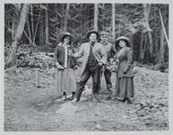 Charles M. Russell, Nancy C. Russell, Isabe Russell, and Austin Russell