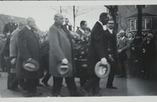 Charles M. Russell's Pallbearers