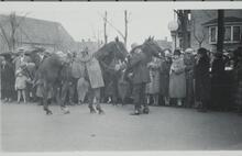Man Holding Horse, Dexter