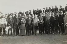 Group at the Stampede
