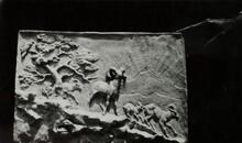 Relief Sculpture of Mountain Sheep