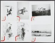 Six Photographs on One Page