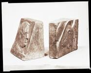 Sculptural Bookends