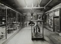 Charles M. Russell's Studio as Exhibit
