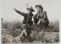Charles M. Russell and William S. Hart