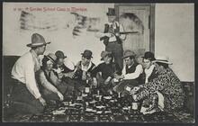 A Sunday School Class in Montana