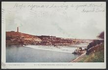 B. & M. Copper Smelter