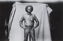 Sculpture of Charles M. Russell