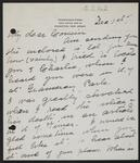 Letter from Julia R. Carr to Nancy C. Russell