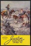 Justin Cowboy Boots, 1940-41
