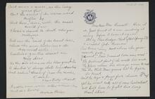 Letter from Beatrice Meller to Nancy C. Russell
