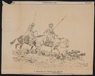 A Drawing by Charles M. Russell