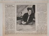 C. M. Russell: Cowboy Artist