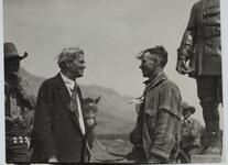 Charles M. Russell and Mike Shannon