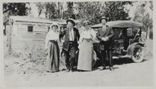 Charles M. Russell, Nancy C. Russell, and Friends