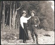 Charles M. Russell and Nancy C. Russell