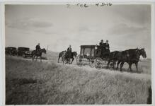 Charles M. Russell's Funeral Procession