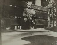 Young Child on Deck