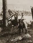 Powder River Jack on Horse