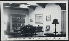 Photograph of Trail's End Living room