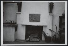 Photograph of Trail's End Fireplace