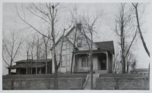 Photograph of Great Falls Home