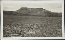 Photograph of Butte