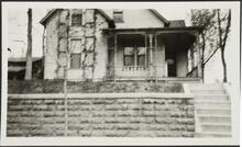 Photograph of Charles M. Russell's Great Falls Home