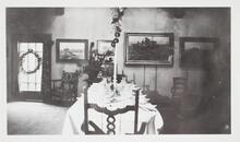 Trail's End Dining Room