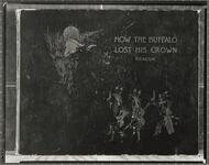 How the Buffalo Lost His Crown