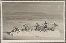 Horse Drawn Stagecoach