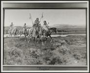 Mounted Band of Indians