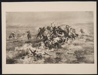 Indian Tribes Fighting