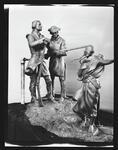 Lewis and Clark and Sacajawea Bronze
