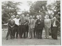 Group of Unknown Men