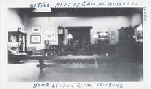 Living Room of Trail's End